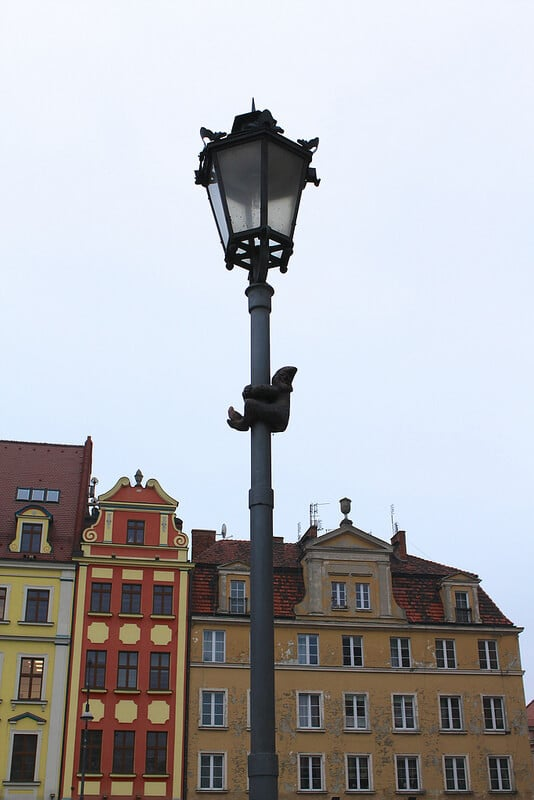 Nain Krasnale Wroclaw Pologne
