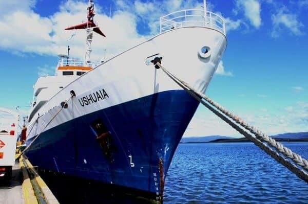 Navire Ushuaia