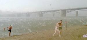 Orage grêle tempête Russie