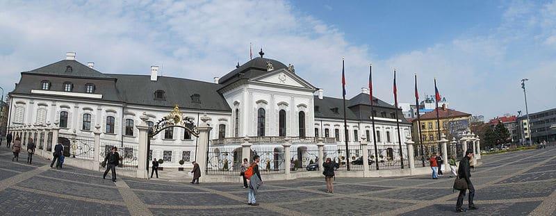 palais Grassalkovitch Bratislava