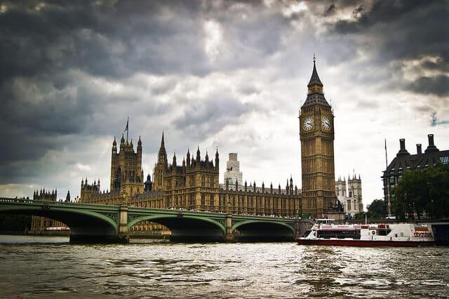 Palais Westminster et Big Ben, Londres