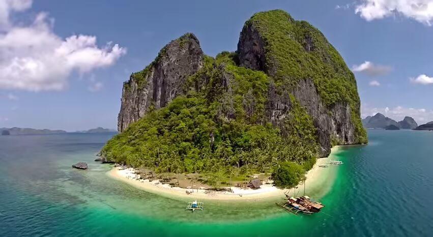 Découvrez l'île de Palawan aux Philippines