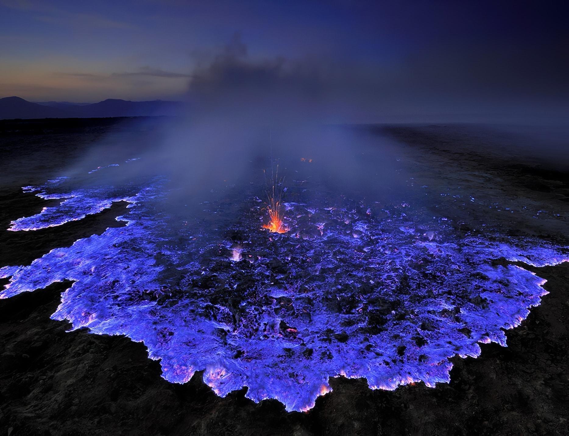 37 phénomènes naturels incroyables dans le monde