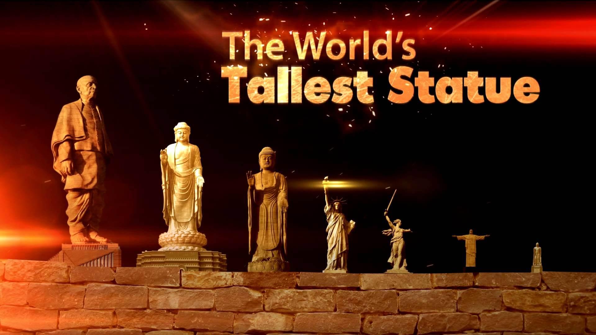 plus grandes statues au monde