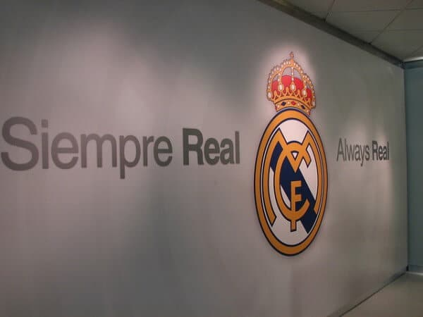 Real Madrid visite Santiago Bernabeu Madrid