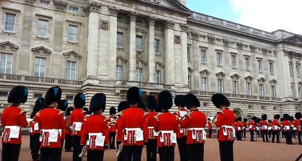 La Garde Royale joue la musique de Game of Thrones