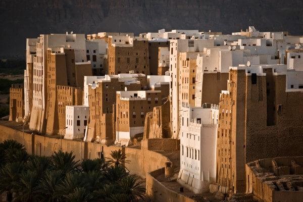 Shibam, le Manhattan du désert au Yémen