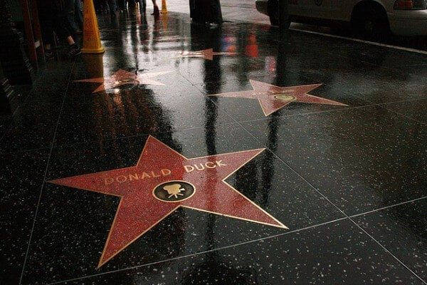 Stars Hollywood Los Angeles