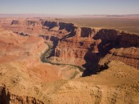 Survol en hélicoptère le Grand Canyon depuis Las Vegas
