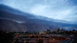 Tempête Phoenix