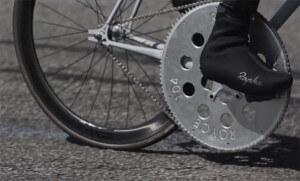 Tom Donhou, vélo record de vitesse
