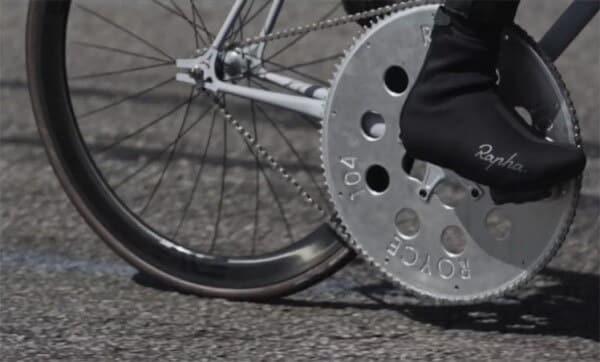 Avec ce vélo, vous pourriez faire Paris-Montpellier en 5h