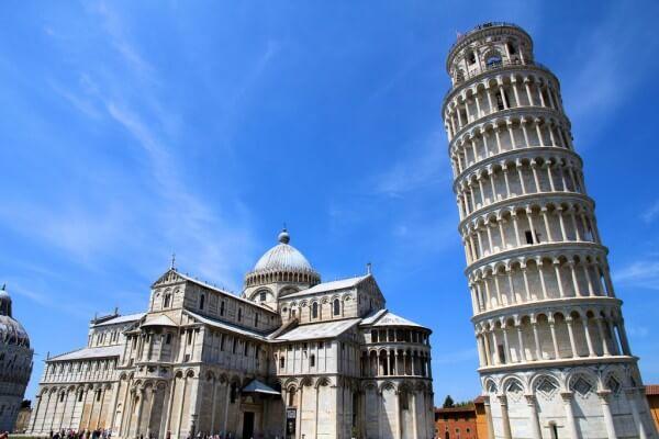 Visiter Pise et sa célèbre tour au départ de Florence
