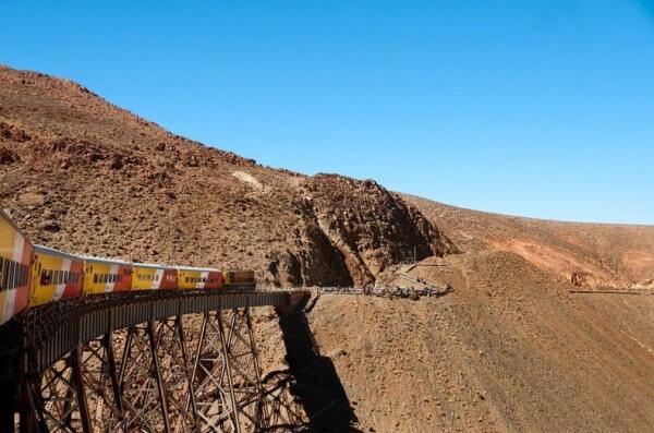 Le Train des Nuages en Argentine