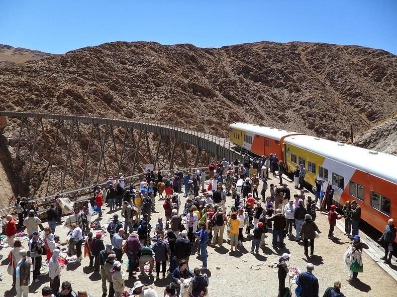 Train des Nuages, Tren a las Nubes, Salta, Argentine