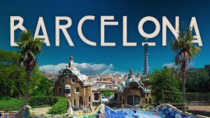 Vidéo hyperlapse Barcelone