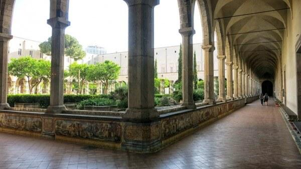 Une petite visite de Naples pour un weekend
