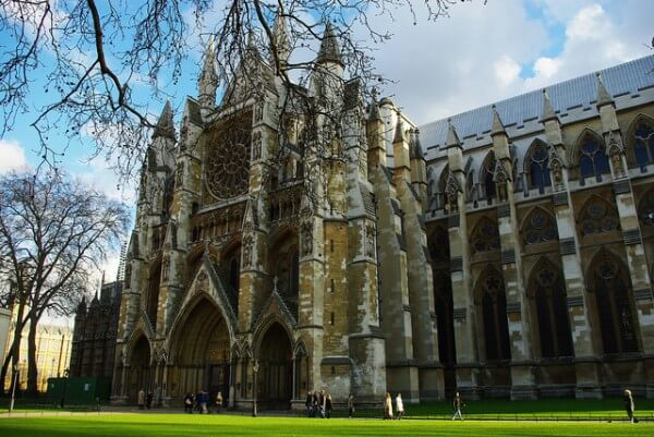 Westminster Abbey, Abbaye de Westminster Londres