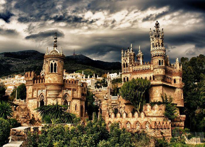 Les 23 plus beaux ch teaux du monde for Le chateau le plus beau du monde