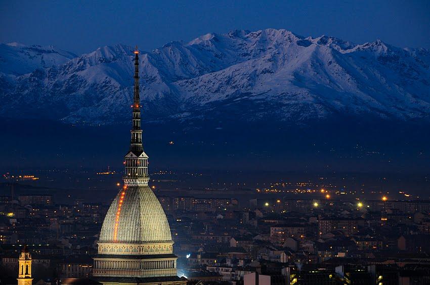 La Mole à Turin