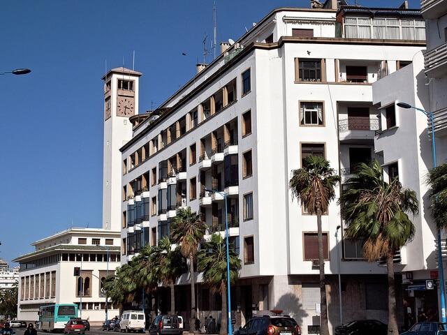 Art-déco Casablanca