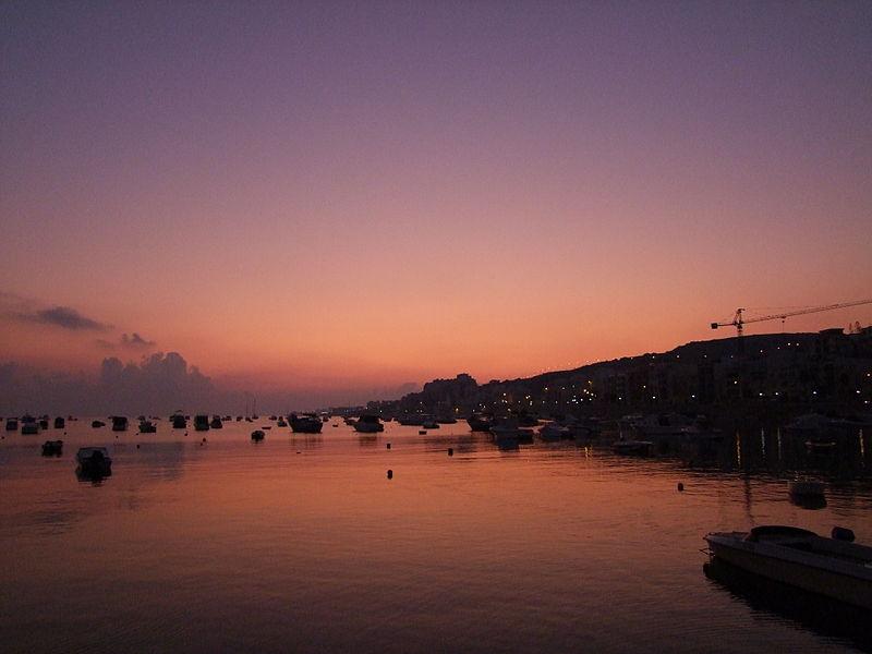 Baie de Saint Paul, Malte