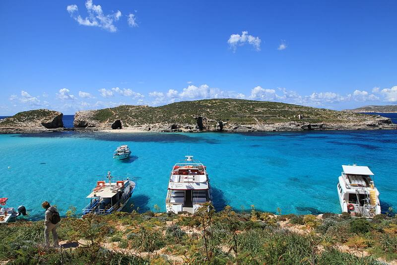 Blue Lagoon, Lagon Bleu, Malte