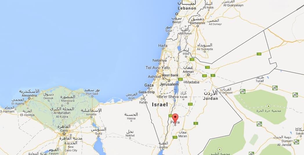 Visiter Petra En Jordanie Le Guide Complet