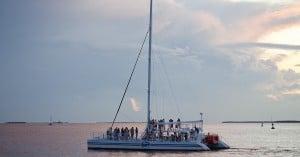 Catamaran sports Key West aventure