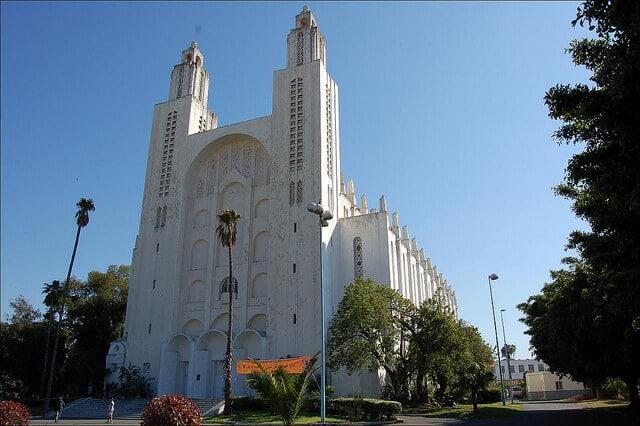 Cathedrale Casablanca, Sacré Coeur