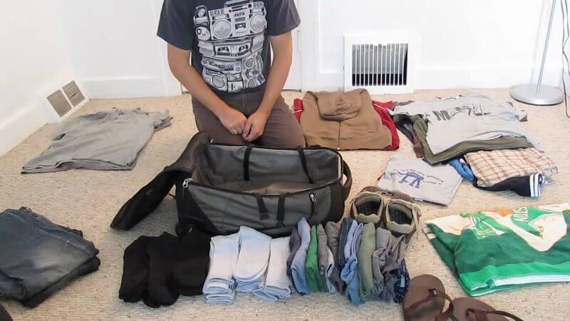 Comment faire sa valise comme un pro ?