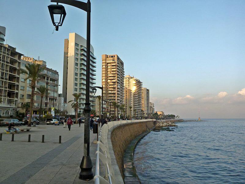 Visite guidée du centre historique de Beyrouth