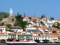 Croisière dans les îles du golfe Saronique, Poros, Athènes, Grèce