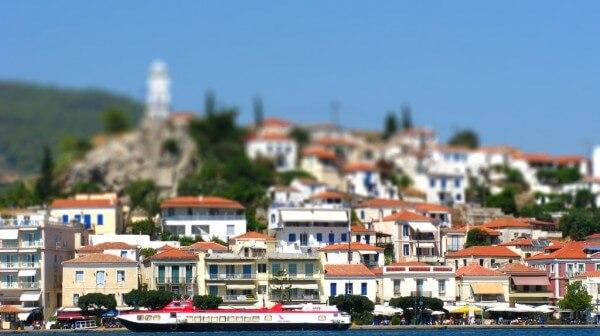 Croisière d'une journée dans le golfe Saronique depuis Athènes