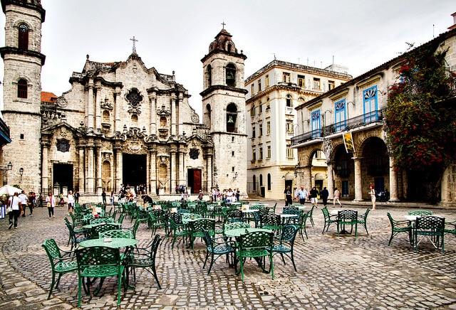 église La Havane Cuba