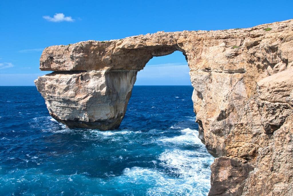 Fenêtre d'Azur, Gozo, Malte