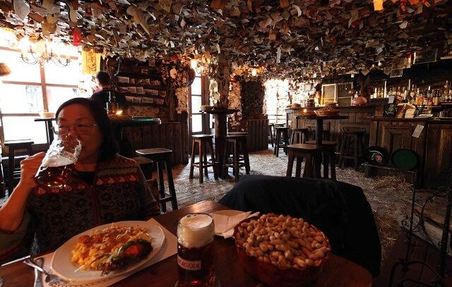 For Sale Pub Budapest