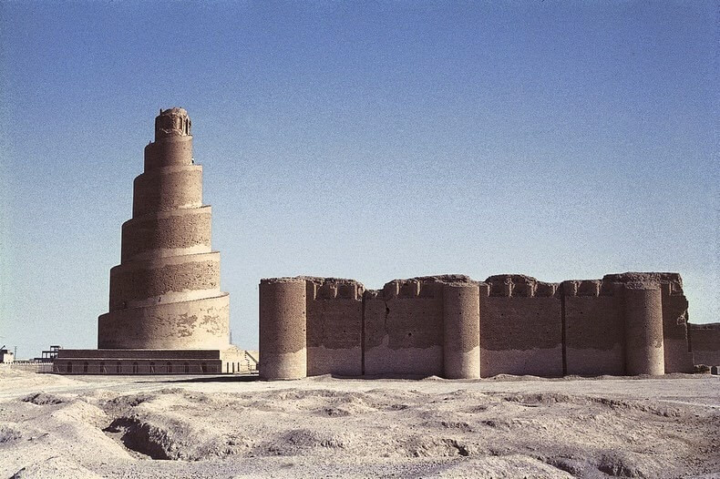 Grande Mosquée Samarra, Irak