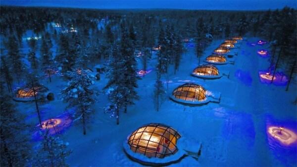 40 hôtels où séjourner une fois dans votre vie