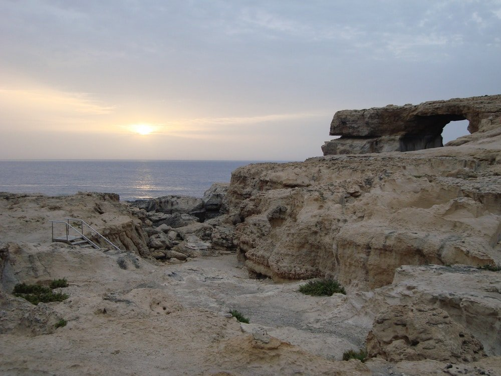 Visiter Malte : Dwejra Point
