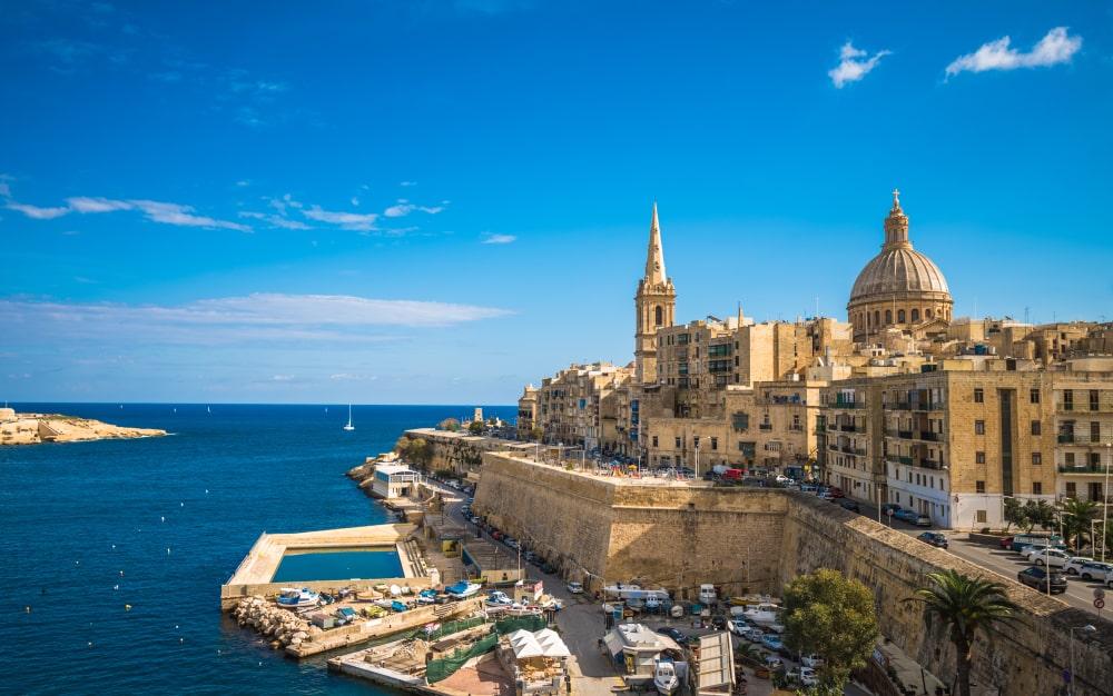 La Valette à Malte