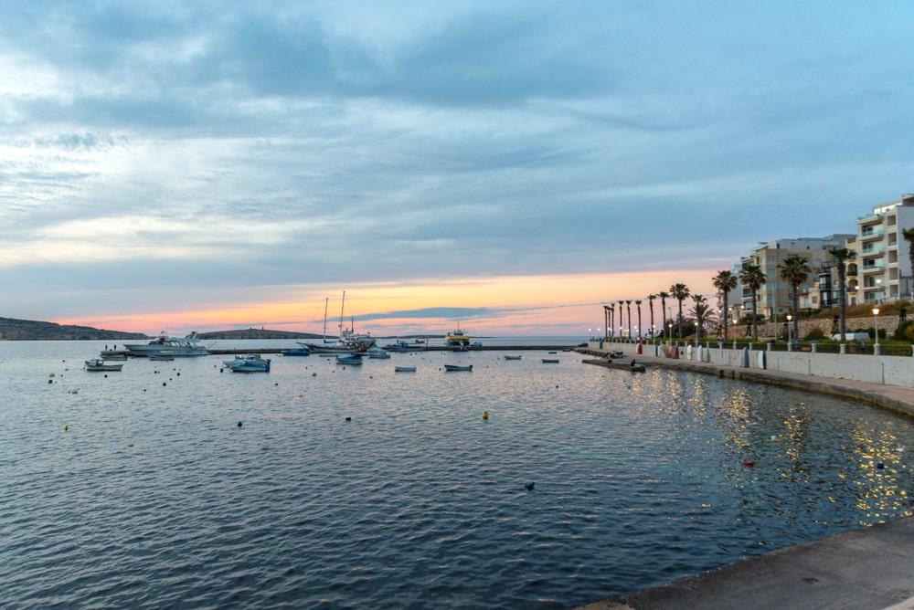 Visiter Malte : San Pawl il-Baħar