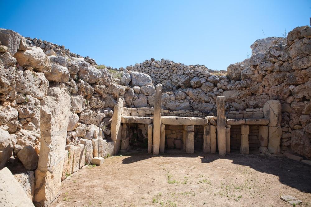 Visiter Malte : Les temples mégalithiques