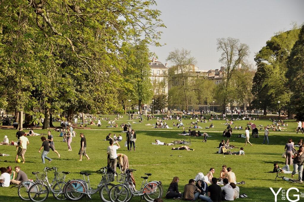 Les villes o il fait bon travailler en france - Jardin suspendu brussels montpellier ...