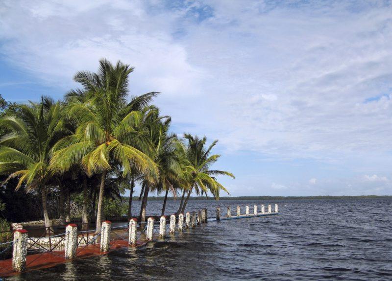 Laguna de la Leche, Cuba