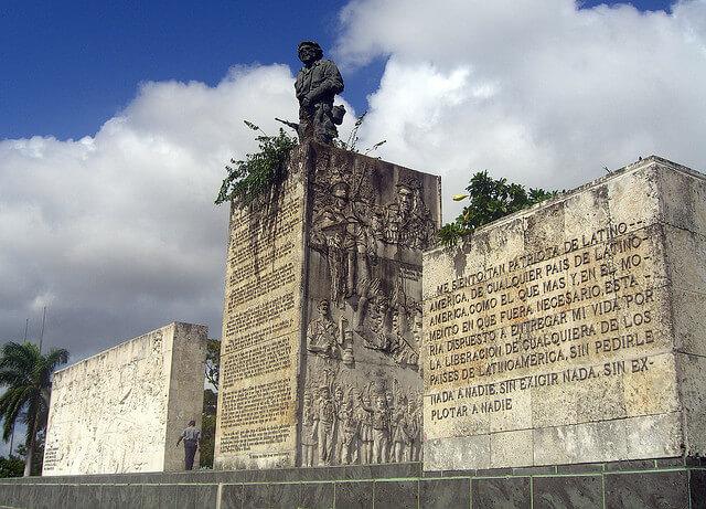 Mausolée de Che Guevara à Santa Clara, Cuba