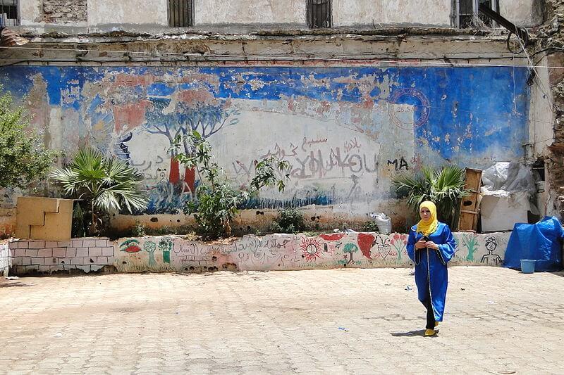 Medina, vieille ville, Casablanca