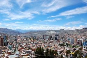 Mirador Kili Kili, La Paz, Bolivie