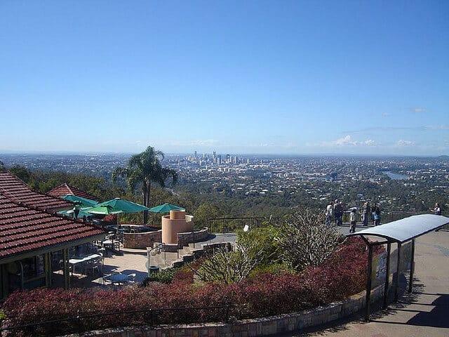 Mont Coot-Tha Brisbane Australie