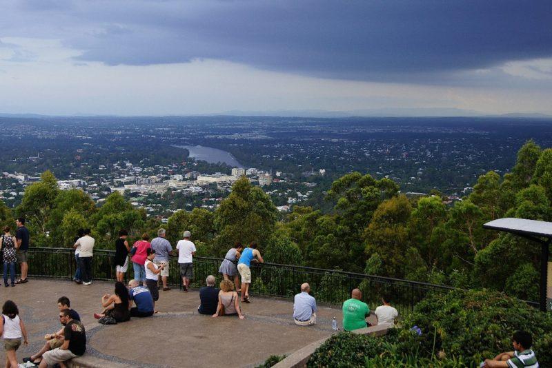 Mont Coot-Tha, Brisbane
